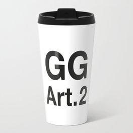GG Art. 2 Travel Mug