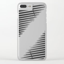Diptych Clear iPhone Case