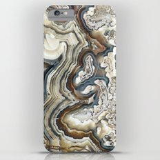 Blue Agate iPhone 6 Plus Slim Case