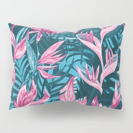 Tropical Jungle Pillow Sham