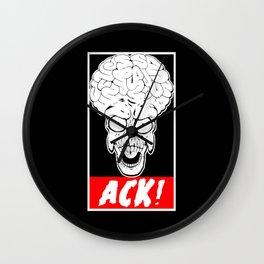 ACK! Wall Clock