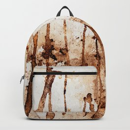 Coffee Stains Backpack