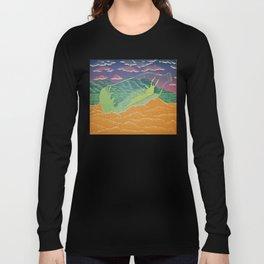 Santa Cruz Nudibranch Long Sleeve T-shirt