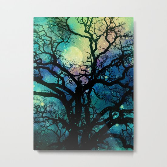 Maybe Just Dreaming Metal Print