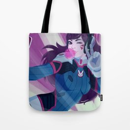 Winky face Tote Bag