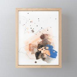 Divide #4 Framed Mini Art Print