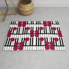 PIANO DOTS TTY N19 Rug