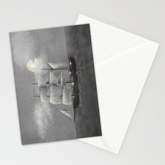 Ghost Ship  Stationery Cards