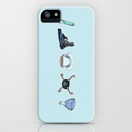 FitzSimmons Objects iPhone Case