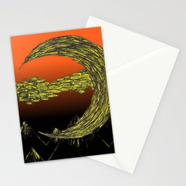 All Hallows' Eve Stationery Cards