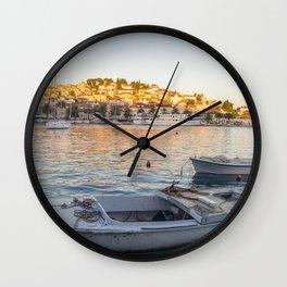 Hvar 2.4 Wall Clock