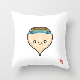 Koma [Special Lucky Toy Box] Throw Pillow