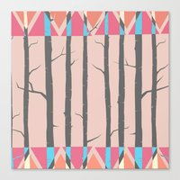 hakuna Canvas Prints featuring Hakuna Matata  by Endless Summer