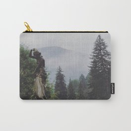 In The Mists of Romania Carry-All Pouch