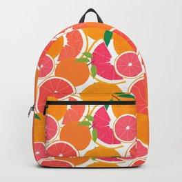 Grapefruit Harvest Backpack
