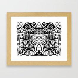 Eye Wonder #4 Framed Art Print