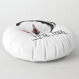 Night Fury Floor Pillow