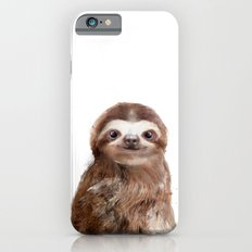 Little Sloth Slim Case iPhone 6
