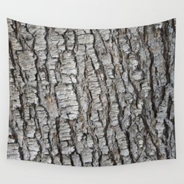 TEXTURES -- Spruce Bark Wall Tapestry