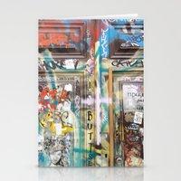door Stationery Cards featuring DOOR by  ECOLARTE