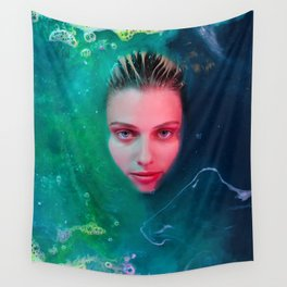 Primordial Soup of Beauty Wall Tapestry