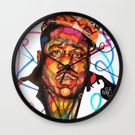 Biggie Wall Clock