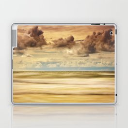Stormy North Sea Laptop & iPad Skin