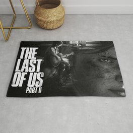 Ellie The last of us Rug