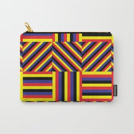 Lines everywhere Carry-All Pouch