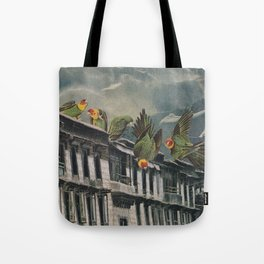 Visitors Tote Bag