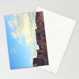 Sun Kissed Stone Pillars Stationery Cards