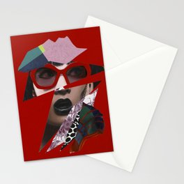 Starstruck (A Moment of Madness on Rodeo) Stationery Cards
