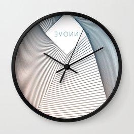INNOVE Wall Clock