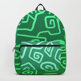 Tribal Roots 02 Backpack