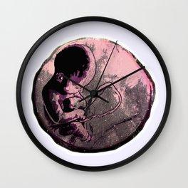 The FETUS Wall Clock