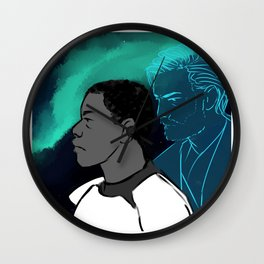 watching over you i Wall Clock