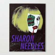 Sharon Needles Poster Canvas Print