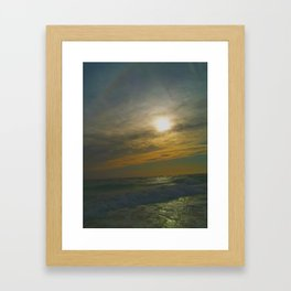 Apple Barrel Framed Art Print