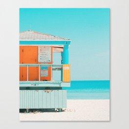 Santa Monica / California Canvas Print
