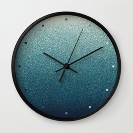 STARDUST / aquarius Wall Clock