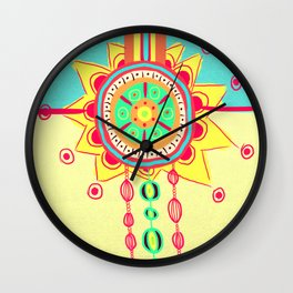Zentagle Wall Clock