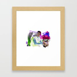 Dissolve Framed Art Print