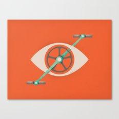 Eyecycle Canvas Print