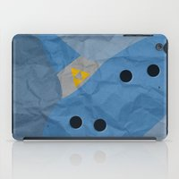 hyrule iPad Cases featuring Hyrule Rulez #002 by Be Yourself