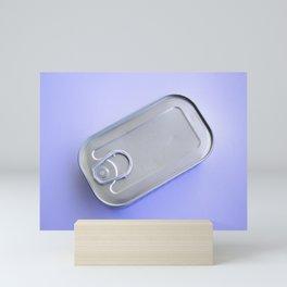 Canned tuna Mini Art Print