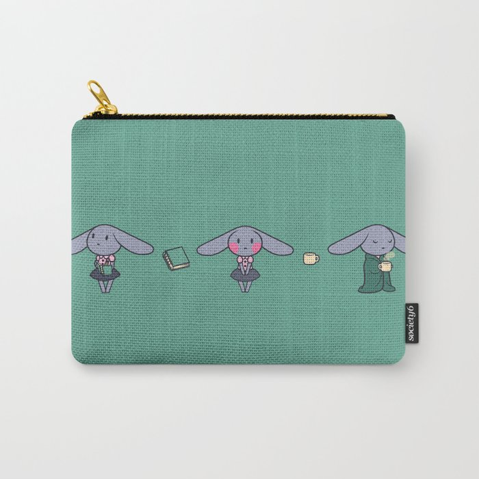 Pepper Bunny Passion Carry-All Pouch