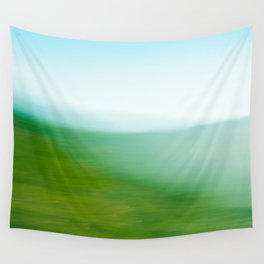 Mountains and Sea Wall Tapestry