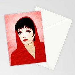 Liza Minnelli - Warhol Era - Pop Art Stationery Cards