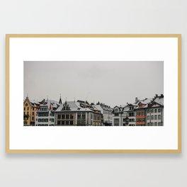 Lucerne Framed Art Print