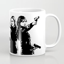 o2: Olivia Dunham and AltLiv, Fringe Coffee Mug
